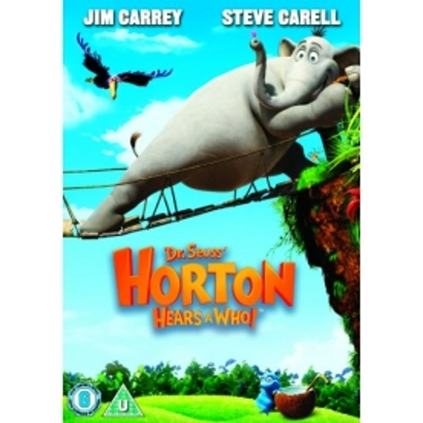 Horton Hears A Who! DVD