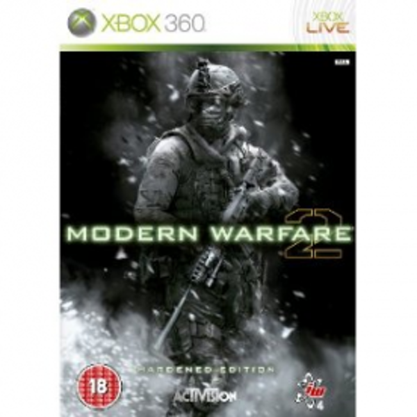 Call Of Duty 6 Modern Warfare 2 Hardened Edition Game Xbox 360
