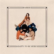 Barrie - Happy To Be Here CD