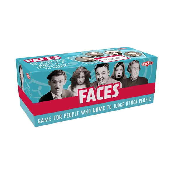 Faces Card Game