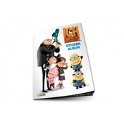 Despicable Me 2 Sticker Collection Album