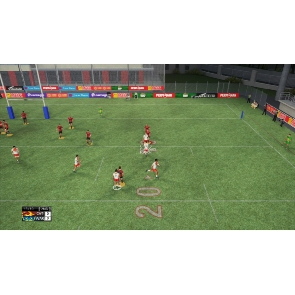 Rugby League Live 2 Game Of The Year (GOTY) Edition Game Xbox 360 - Image 5