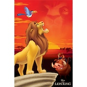 The Lion King - King of Pride Rock Maxi Poster