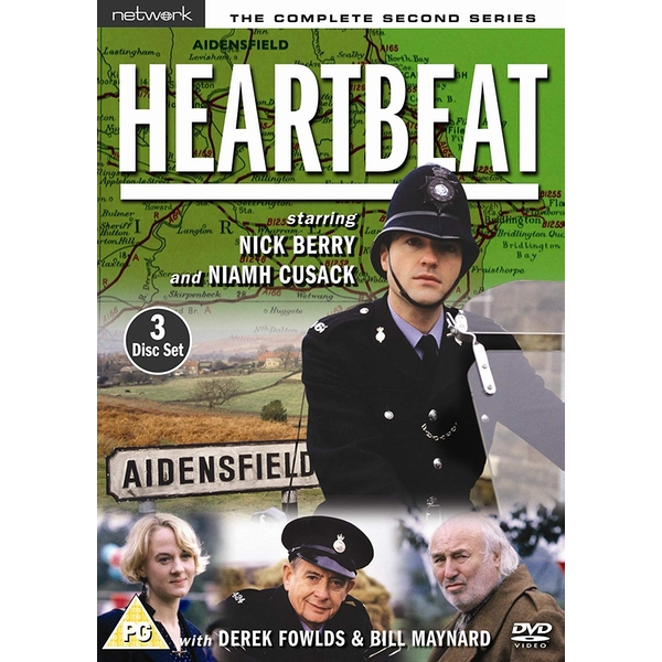 Heartbeat - Series 2 - Complete DVD 3-Disc Set