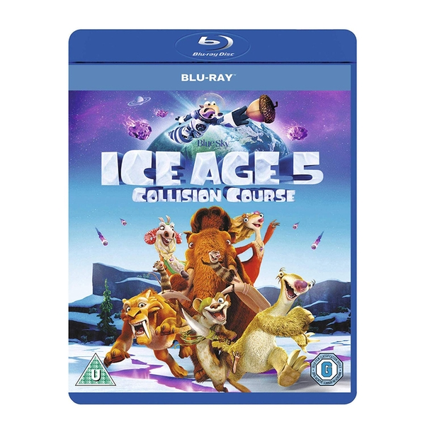 Ice Age 5: Collision Course Blu-ray