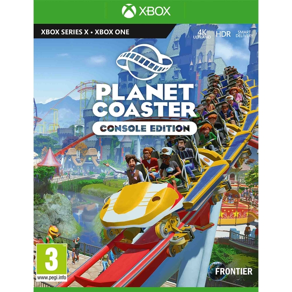 Planet Coaster Console Edition Xbox One Game | Series X