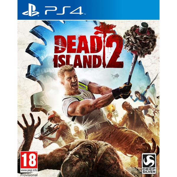 Dead Island 2 PS4 Game