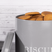 Vintage Biscuit Tin | M&W Grey - Image 4