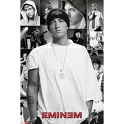 Eminem  Collage Maxi Poster