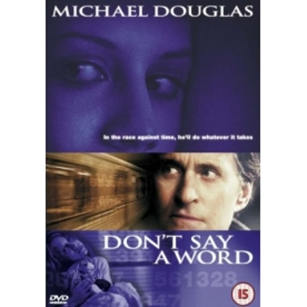 Dont Say A Word DVD