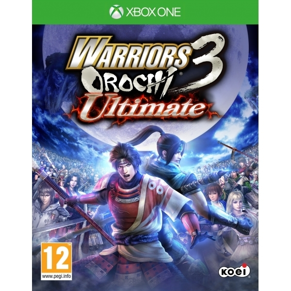 Warriors Orochi 3 Ultimate Xbox One Game