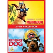 2 Film Collection: Marmaduke   Firehouse Dog DVD