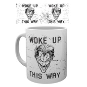 Batman Comic - Joker Woke Up This Way Mug