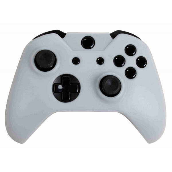 ORB Xbox One Controller Silicone Skin Cover for Xbox One (White ...