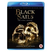 Black Sails: Season 4 Blu-ray