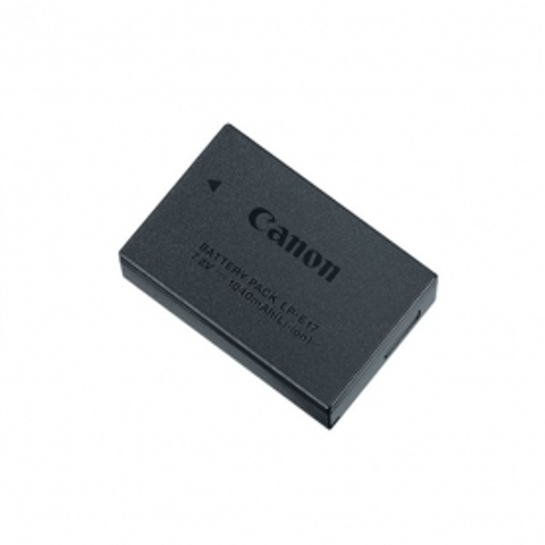 Canon LP-E17 Lithium-Ion (Li-Ion) 1040mAh 7.2V rechargeable battery for EOS M3