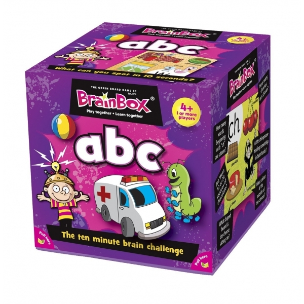 Brain Box ABC Edition