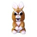 Feisty Pets Vicky Vicious Bunny Toy - Image 2