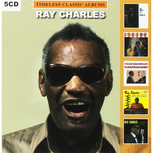 Ray Charles - Timeless Classic Albums CD