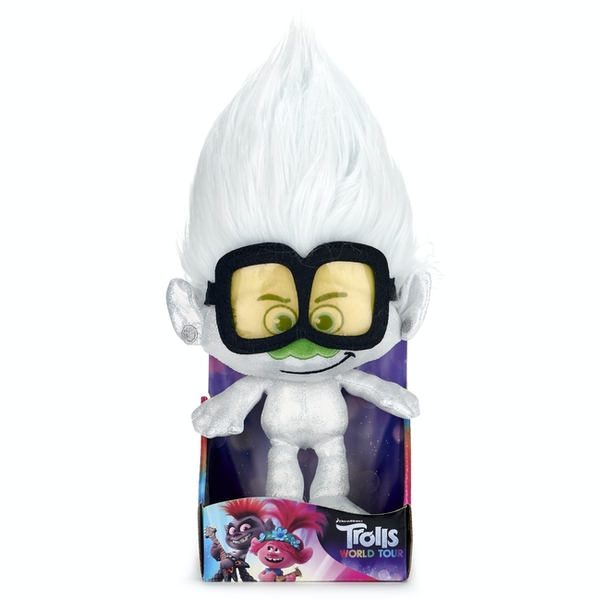 "Trolls 2 World Tour 10"" Tiny Diamond Soft Toy"
