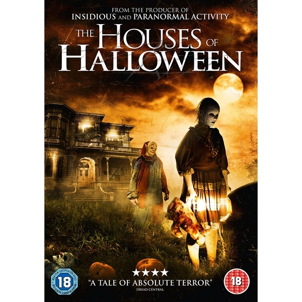 Houses Of Halloween DVD