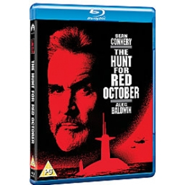 Hunt For Red October Blu-ray