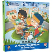 Learning Resources Buy It Right Shopping Game