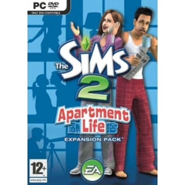 The Sims 2 Apartment Life Game PC
