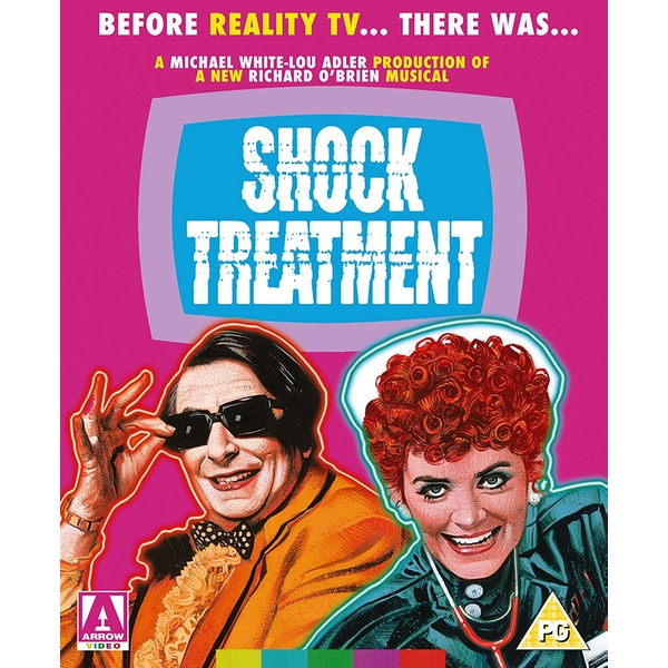 Shock Treatment Nation - Limited Edition Blu-Ray