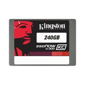 Kingston Technology KC300 SSDNow Solid State Drive SKC300S37A/240G
