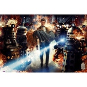 Doctor Who Asylum Of The Daleks Maxi Poster