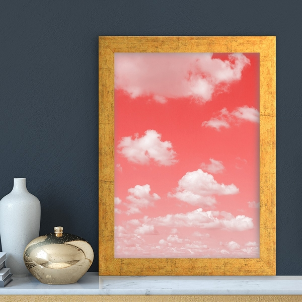 AC12543349815 Multicolor Decorative Framed MDF Painting