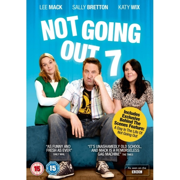 Not Going Out - Series 7 DVD