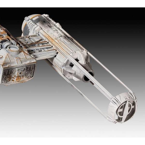 Y-Wing (Rogue One A Star Wars Story) Level 2 Revell 1:72 Model Kit - Image 4