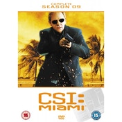 CSI Crime Scene Investigation Miami Season 9 DVD