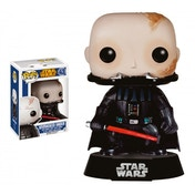 Unmasked Darth Vader (Star Wars) Funko Pop! Vinyl Figure