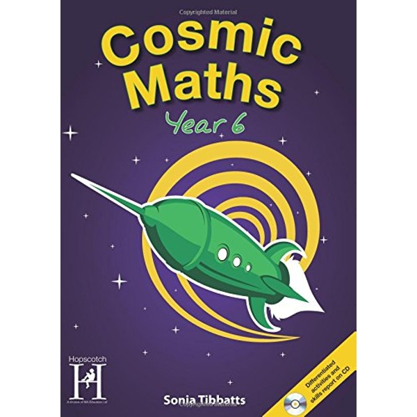 Cosmic Maths Year 6 by Sonia Tibbatts (Paperback, 2017)
