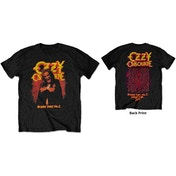 Ozzy Osbourne - No More Tears Vol. 2. Men's Medium T-Shirt - Black