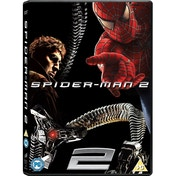 Spider-Man 2 2004 DVD