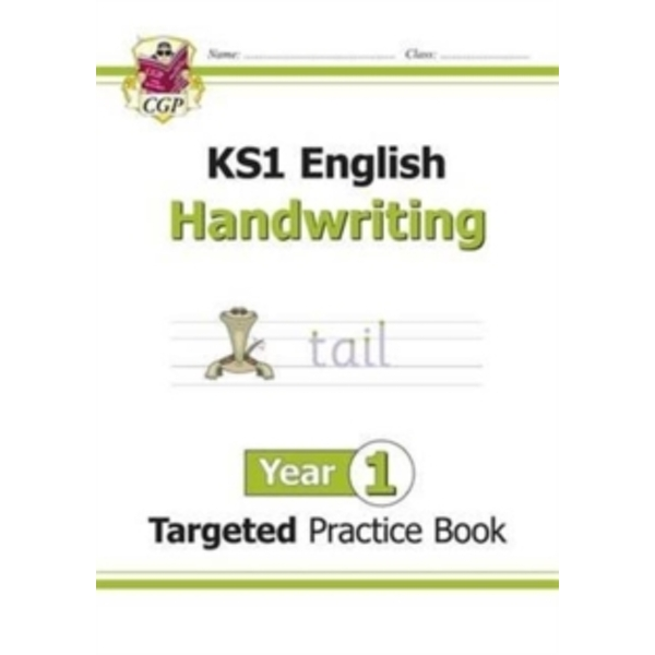 New KS1 English Targeted Practice Book: Handwriting - Year 1 by CGP Books (Paperback, 2016)