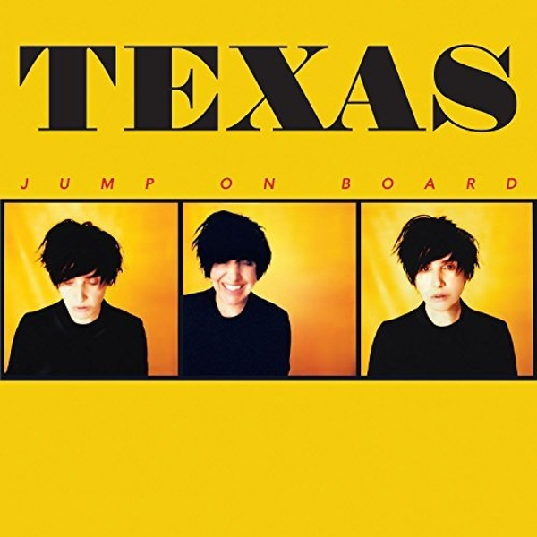 Texas - Jump on Board CD