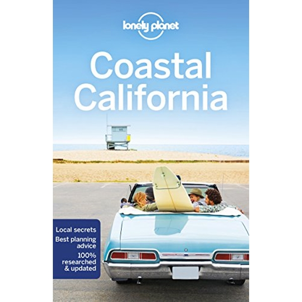 Lonely Planet Coastal California  Paperback / softback 2018
