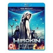 Hirokin The Last Samurai Blu-ray