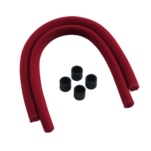 CableMod AIO Sleeving Kit Series 2 for EVGA CLC  NZXT Kraken - Red