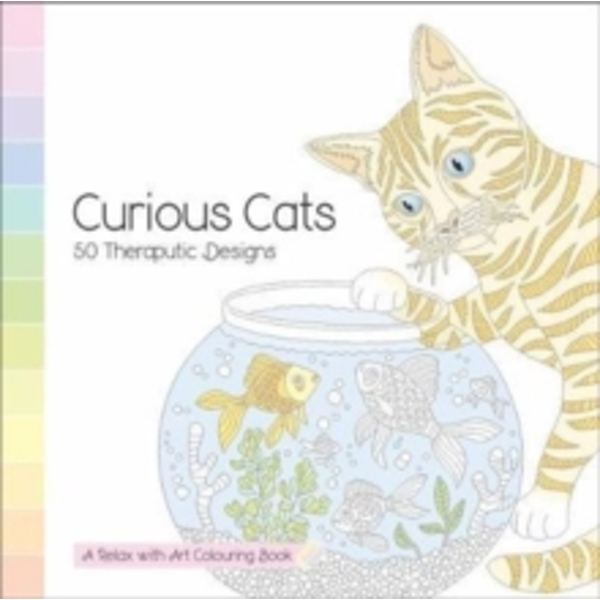 Curious Cars - 50 Theraputic Designs: A Relax With Art Colouring Book by Victoria J. Townsend (Paperback, 2017)