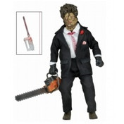 Leatherface (Texas Chainsaw Massacre 2) Neca 8 Inch Clothed Figure