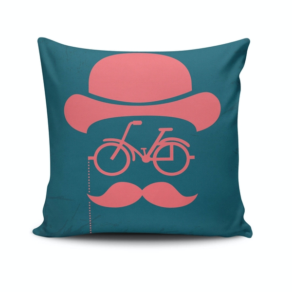 NKLF-157 Multicolor Cushion Cover