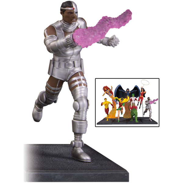 Cyborg (Teen Titans) Part 4 Multi-Part Statue