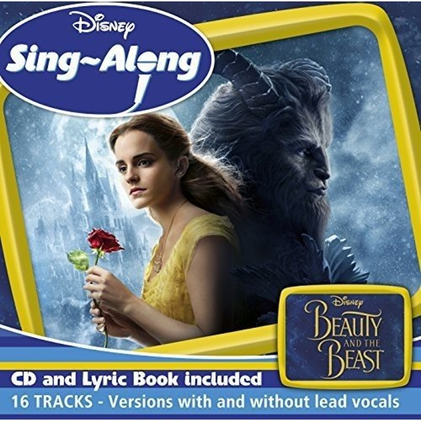Disney Sing A Long - Beauty & The Beast CD