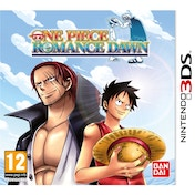 One Piece Romance Dawn Game 3DS